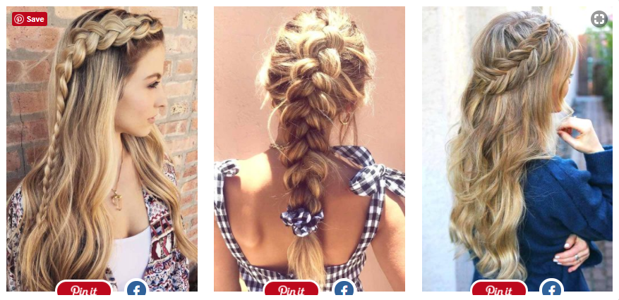 Gorgeous Ideas of Dutch Braid Hairstyles 2020
