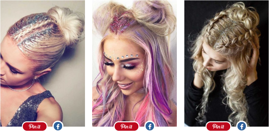 Party Hairstyle Ideas for a Big Night 2020