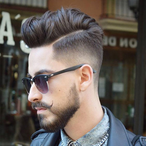 35 Popular Haircuts For Mens 2018 – My Stylish Zoo