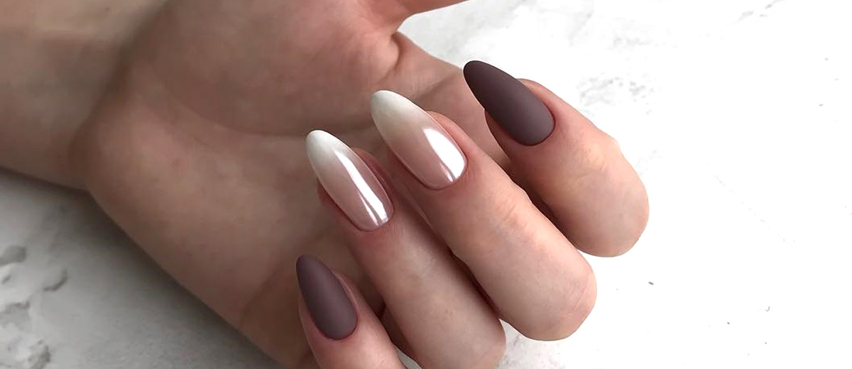27 BREATHTAKING DESIGNS FOR ALMOND SHAPED NAILS