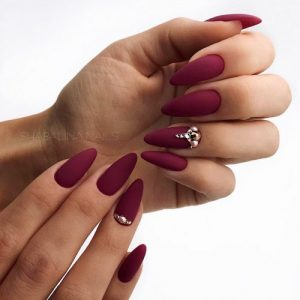 Whether You Are Getting Fake Or Real Nails Your Manicurist Will Ask About The Desirable Nail Shape And Be Very Curious Answer