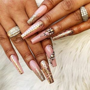 27 Ballerina Nails Ideas That Speak For Themselves My Stylish Zoo