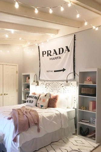 Cozy And Simple Living Room: 18 INSPIRING TEEN BEDROOM IDEAS YOU WILL LOVE