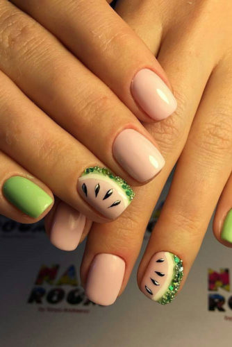 51 Special Summer Nail Designs For Exceptional Look My