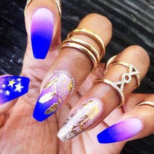 21 Terrific Designs Done With Gel Nail Polish To Try This Season
