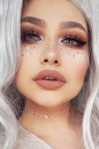 21 coachella makeup inspired looks to be the real hit  my