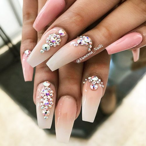 27 Nude Nails Designs For A Classy Look My Stylish Zoo