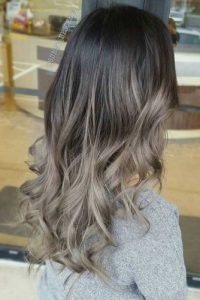 33 Stunning Silver Ombre Hair Ideas Youll Ever See My Stylish Zoo