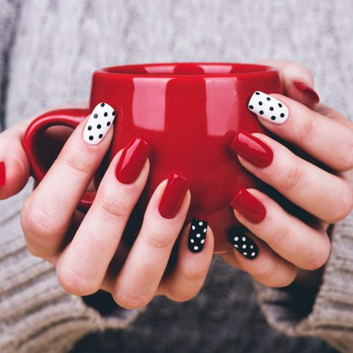 27 UNIQUE ACRYLIC NAIL DESIGNS TO MAKE YOUR LOOK UNFORGETTABLE