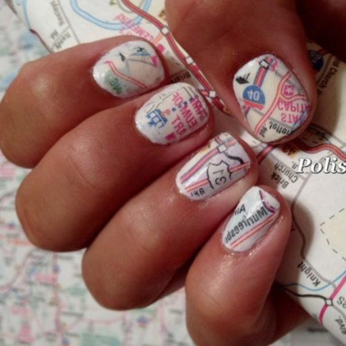 24 Funky Summer Nail Designs To Impress Your Friends My Stylish Zoo
