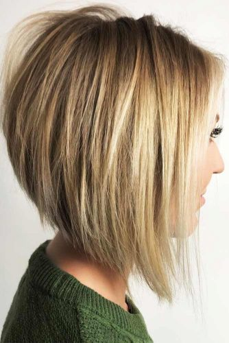 pics of inverted bob haircuts with bangs 27 ideas of inverted bob hairstyles to refresh your style 3828 | Straight Inverted Bob Hairstyle Looks 1 1