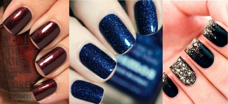 Top 10 Best Fall Winter Nail Colors Ideas & Trends