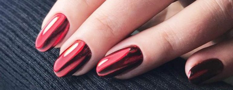 30 Red Nails Designs For Any Occasion My Stylish Zoo