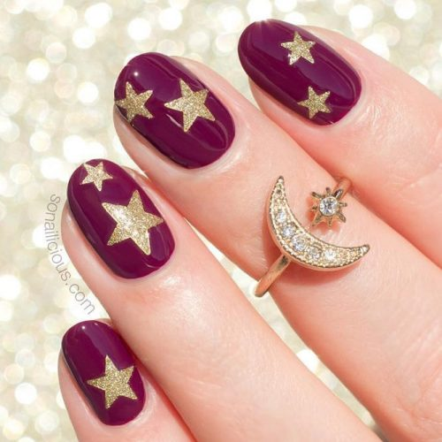 18 CUTE DESIGNS FOR OVAL NAILS TO ROCK ANYWHERE