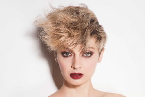 24 CHIC SHORT HAIRCUTS IDEAS FOR TRENDY WOMEN