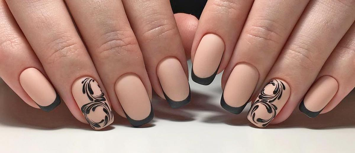 24 FRENCH MANICURE DESIGNS FOR INSPIRATION