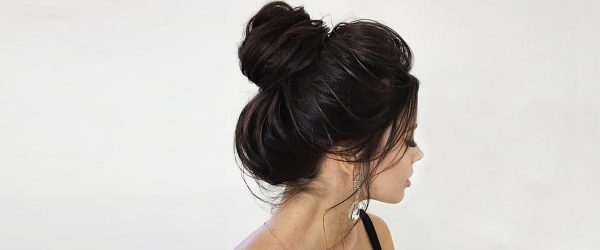 27 CHIGNON HAIRSTYLES TO EMPHASIZE YOUR FEMININITY