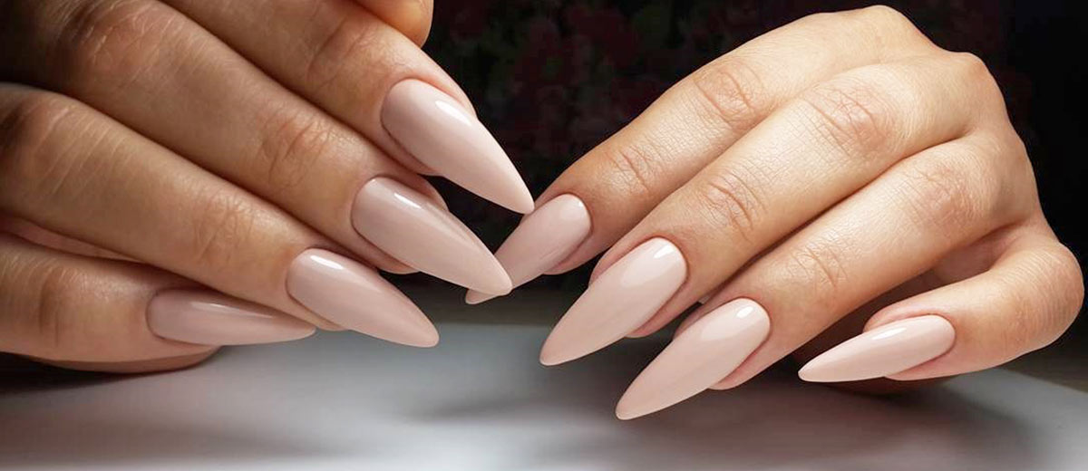 34 Stunning Designs For Stiletto Nails A Daring New Look My Stylish Zoo