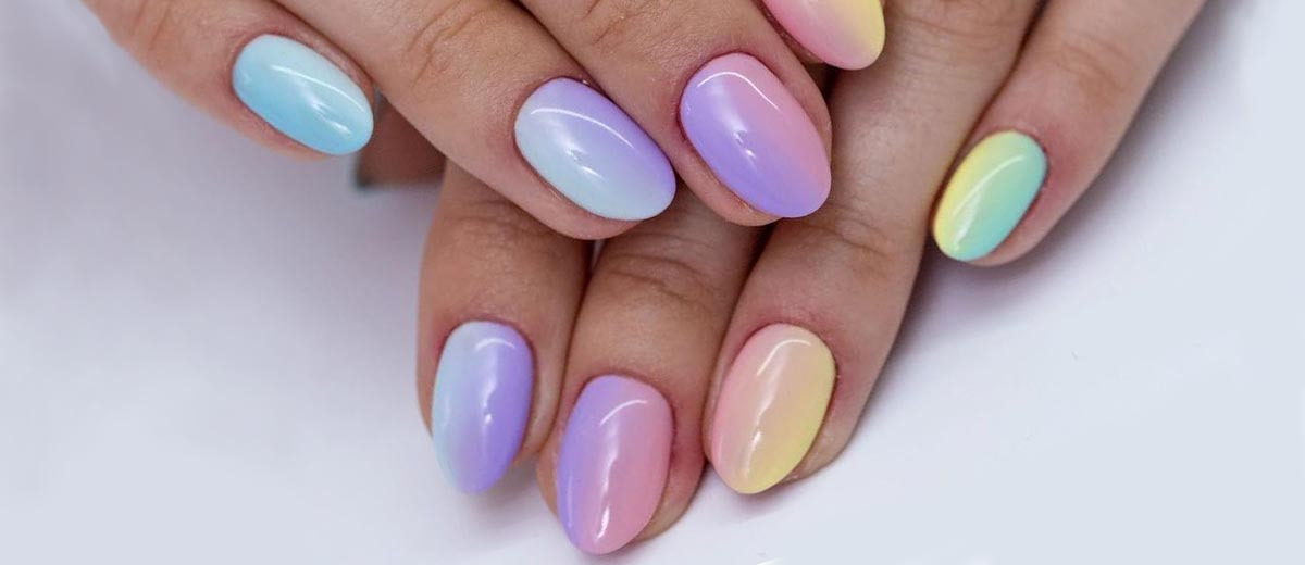 36 GLAM IDEAS FOR OMBRE NAILS PLUS TUTORIAL