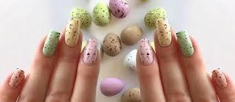 36 INSPIRING EASTER NAILS DESIGNS 2020