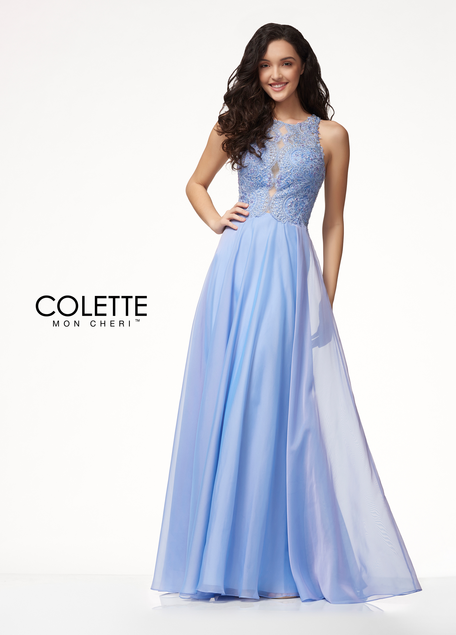 Amazing Collete by Mon Cheri Party and Evening Dresses