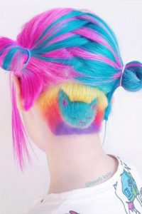 21 AWESOME IDEAS WITH AN UNDERCUT FOR DARING WOMEN \u2013 My