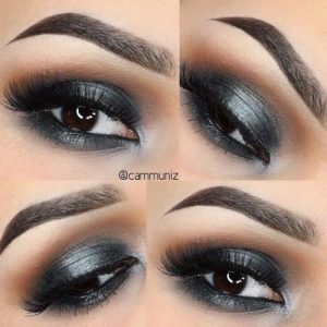Cute Eye Makeup Looks For Brown Eyes