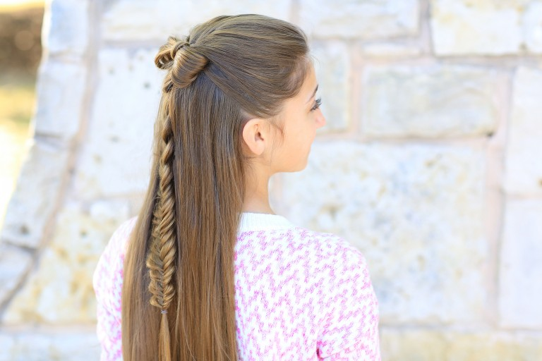 3 Easy Bow Hairstyles
