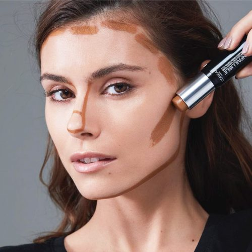 Square Face Shape: SEVERAL IMPORTANT TIPS ON HOW TO CONTOUR FOR REAL LIFE