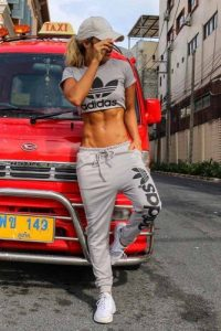 brand new f2986 f679f How To Wear Adidas Pants Fashionably