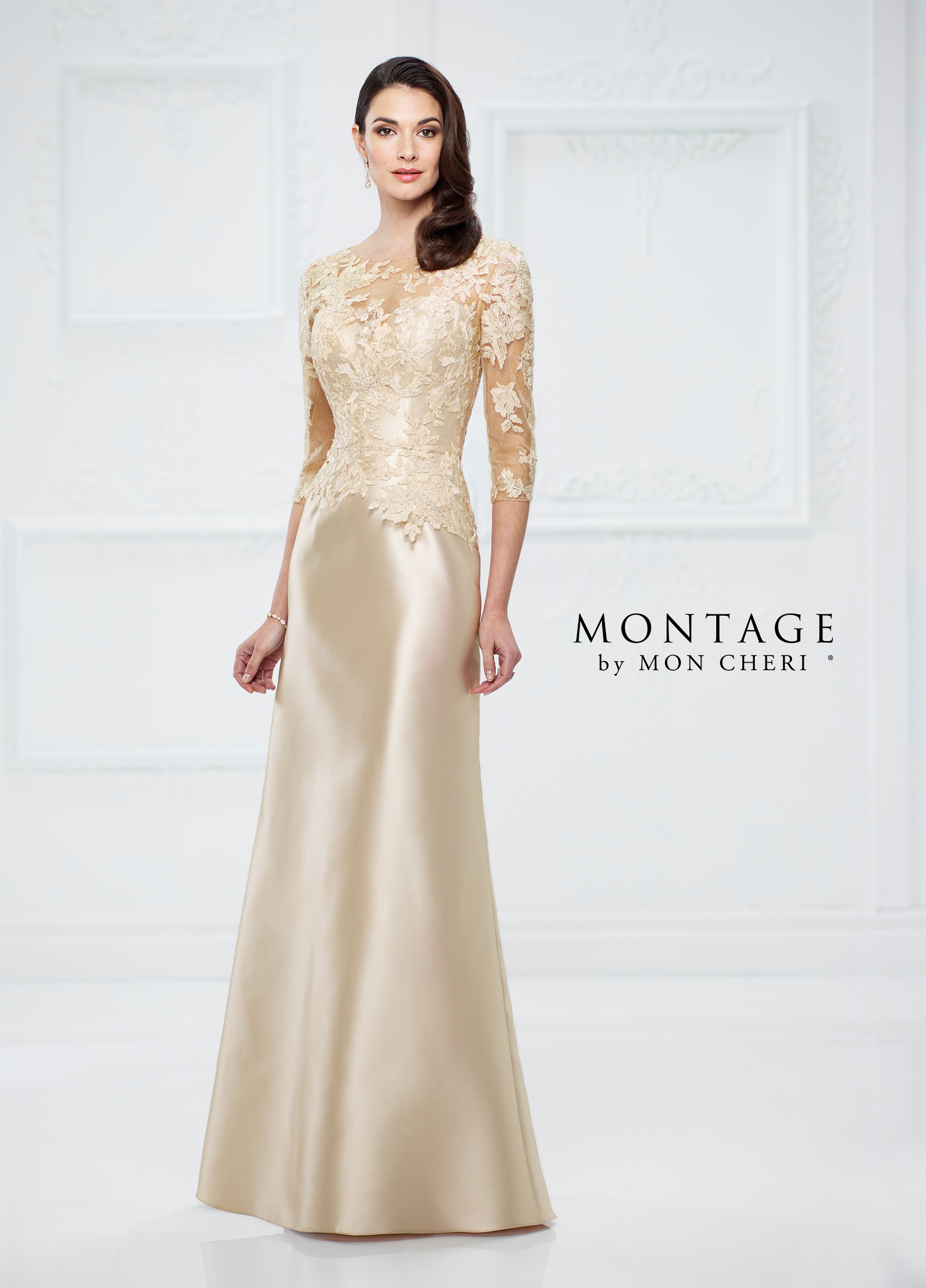 Latest Montage by Mon Cheri Bridal Dresses