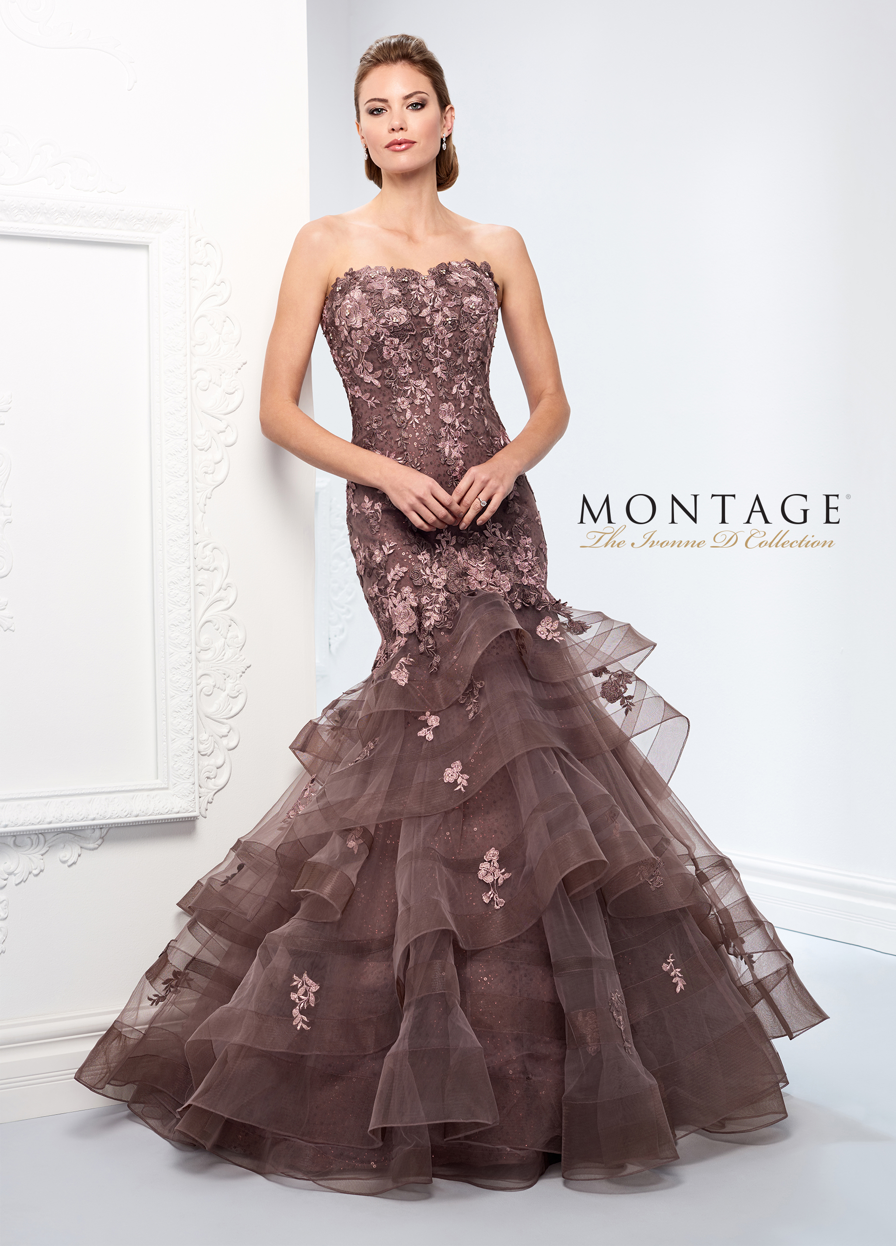 Montage Ivonne D Collection of Beautiful Bridal Dresses – My Stylish Zoo