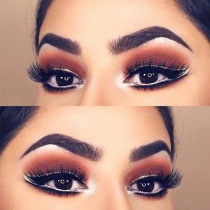Newest Makeup Ideas For Brown Eyes