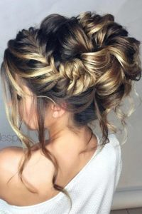 42 BRAIDED PROM HAIR UPDOS TO FINISH YOUR FAB LOOK – My
