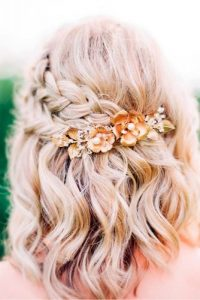 33 AMAZING PROM HAIRSTYLES FOR SHORT HAIR 2018 – My Stylish Zoo