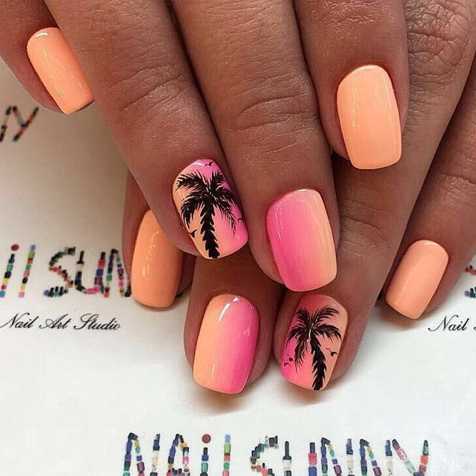 Top 24 Trendy Nail Designs For Short Nails My Stylish Zoo