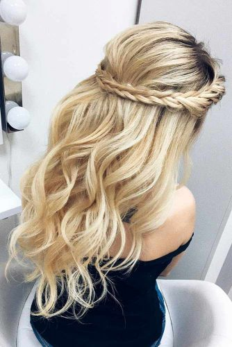 18 STYLISH AND CUTE HOMECOMING HAIRSTYLES - My Stylish Zoo