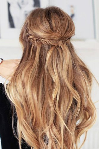 10 Minute Easy Hairstyles For Long Hair For Every Kind Of