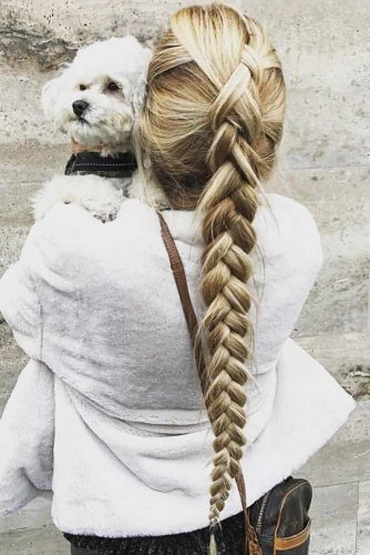 24 FABULOUS IDEAS OF BRAIDS FOR LONG HAIR TO TRY