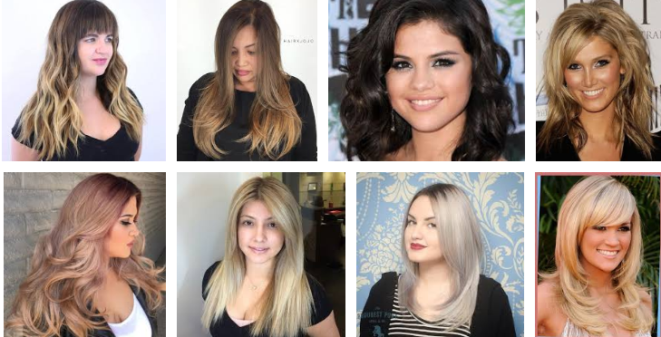 Jaw-Dropping Long Hairstyles for Round Faces