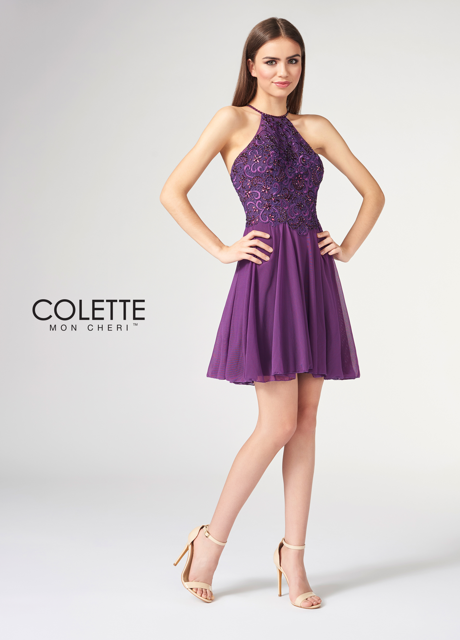 16e34bccfdfe Wonderful Party Dresses by Colette Mon Cheri 2019 – My Stylish Zoo