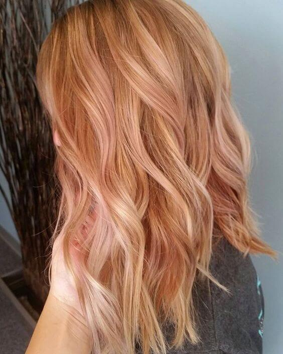 25 Of The Most Trendy Strawberry Blonde Hair Colors For This Year