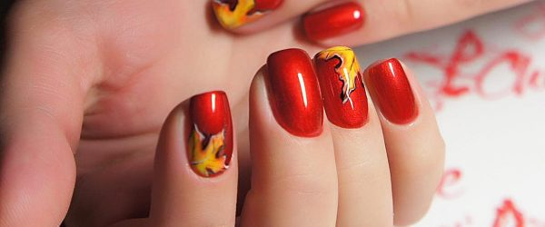 24 CUTE AUTUMN NAIL DESIGNS YOU'LL WANT TO TRY