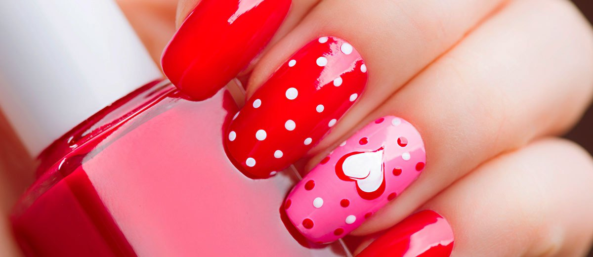 27 SO-PRETTY NAIL ART DESIGNS FOR VALENTINE'S DAY