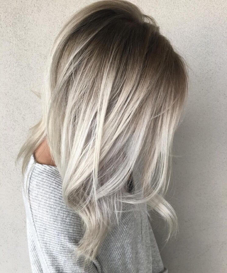 40 Beautiful Styles To Elevate Your Platinum Blonde Hair My