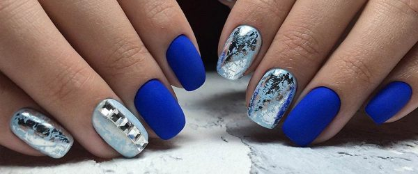 33 UNIQUE AND BEAUTIFUL WINTER NAIL DESIGNS