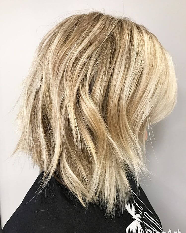47 Pretty Chic Medium Lenght Hairstyles To Get The Most