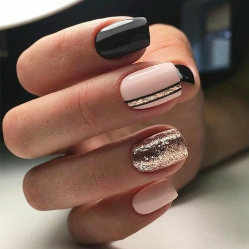 33 Unique And Beautiful Winter Nail Designs My Stylish Zoo