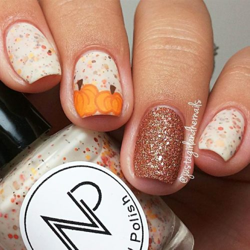 45 Must Try Fall Nail Designs And Ideas My Stylish Zoo