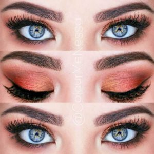 Natural Hooded Eyes Makeup Ideas. Makeup, in general, can help any woman look mysterious and different all the time. It's like art, but the pallet is the ...